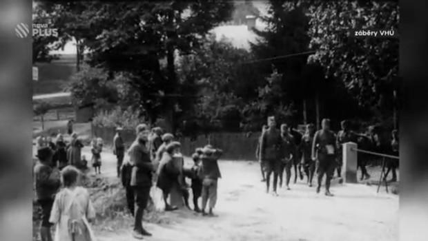 53. díl – Vojenské manévry u Poličky
