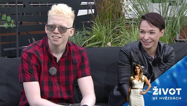 VIDEO: Účastník SuperStar si splnil díky Životu ve hvězdách velký sen! Natočil videoklip se slavnou zpěvačkou