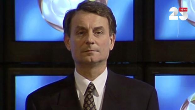 První díl pořadu Riskuj - 1. 1. 1996