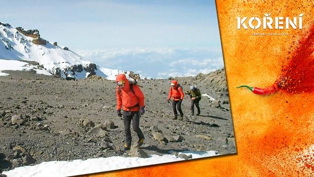 Ledové zdi Kilimandžára: Krása, která nebude mít dlouhého trvání!