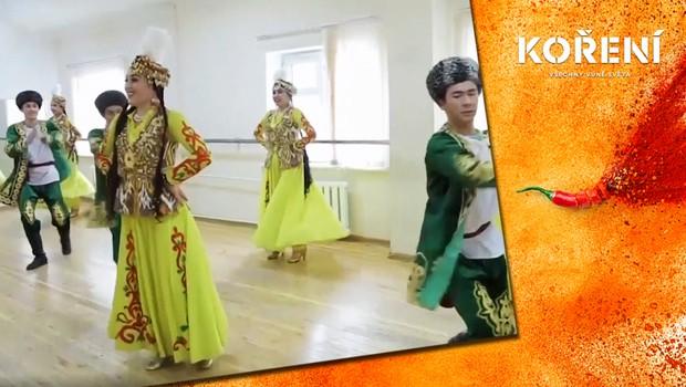 Uzbecký lidový tanec je zapsán na seznamu světového dědictví. Čím je tak specifický?