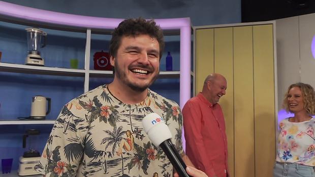 První pocity Romana po natáčení Snídaně: Improvizoval jsem neuvěřitelným způsobem!