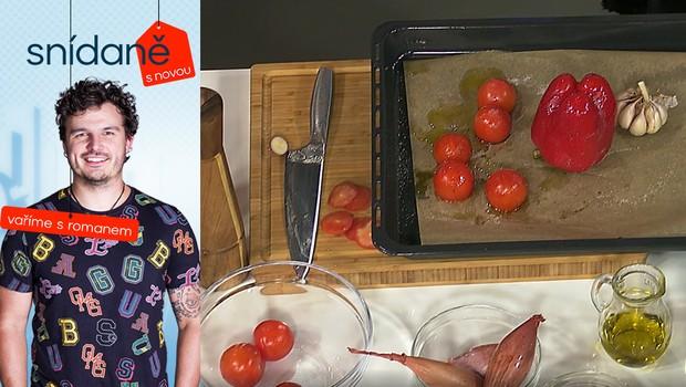 Vaříme s Romanem: Jak na perfektní domácí kečup?