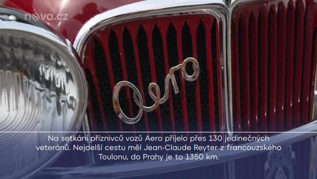 Víkend - Aero