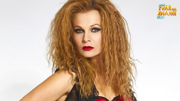 Michaela Badinková  jako Fergie - Be Italian