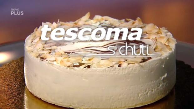 Kokosový dortík s krémem NUTELLA
