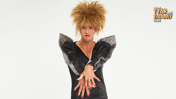 Robert Urban jako Tina Turner – Private Dancer