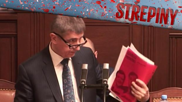 Střepiny - Trestní stíhání Andreje Babiše