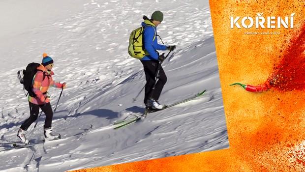 Vyzkoušejte s námi skialpinismus! Co všechno tento sport obnáší?