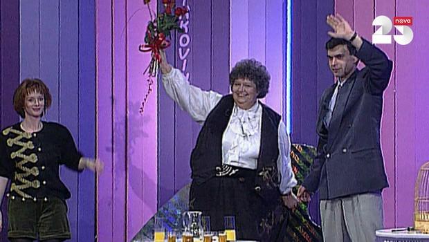 První díl pořadu Ptákoviny - 12. 2. 1994