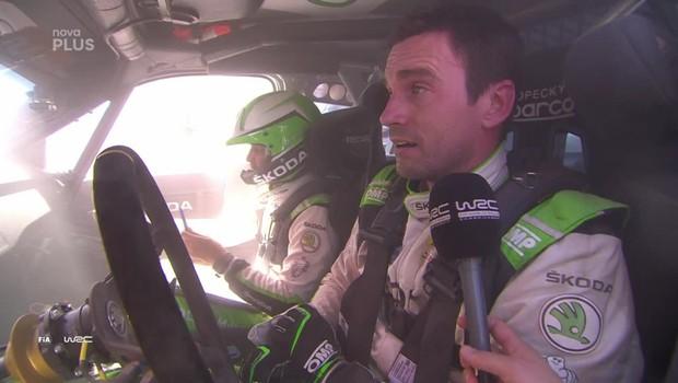 Czech rally - WRC Portugalsko Speciál