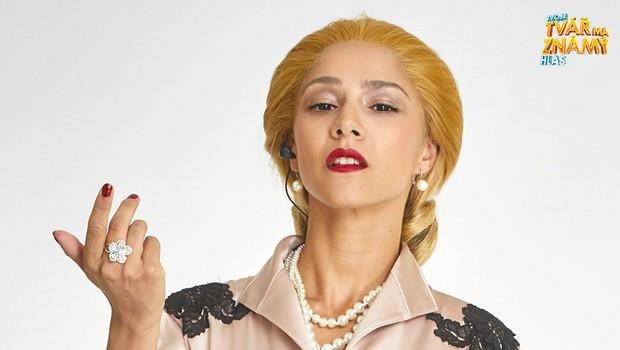 Eva Burešová – Madonna (Evita) – Don't cry for me Argentina