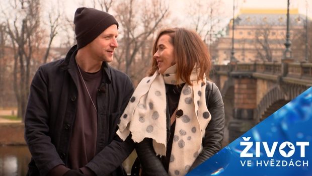 Recept na šťastné manželství! Klusovi vyrazili nasát vánoční atmosféru