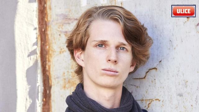 Seriál Ulice: Komu převrátí život mladík v podání Vojtěch Hrabáka?