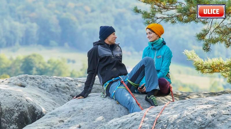 Landová by asi žárlila… Jak Magdu a Prokopa sblíží další výlet na skálu?