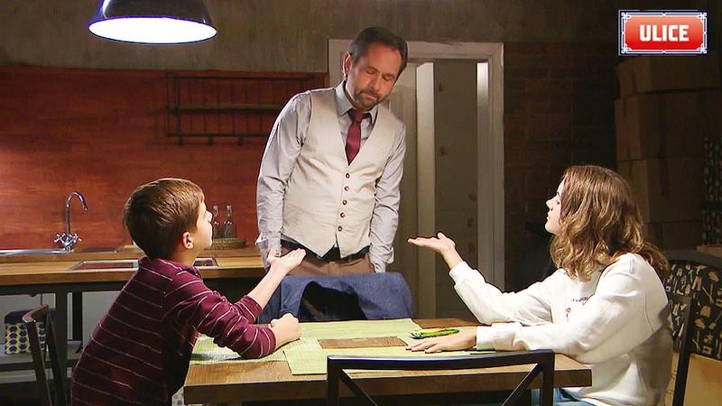 Stačí říct. Jak si Anežka a Michal vychutnají tátu?