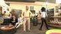 NEČEKANÁ IMPROVIZACE: Moderátoři Snídaně tančili s Michaelem Jacksonem! Komu to šlo lépe?