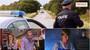 Zásah policie, zkrvavený Hugo, dva únosy a těžká nehoda! VIDEO