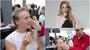 TO V TV NEUVIDÍTE: Vášnivý polibek v zákulisí Tvojí tváře! Co prováděla Aneta Krejčíková v maskérně?