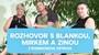 Blanka, Mirek i Zina z Robinsona promluvili o své strategii na ostrově! Jak na soutěž vzpomínají?