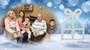 FOTO: Jak si rodina Kristýny Šobrové z Mise užila Vánoce? Kluci rozhodně nezaháleli!