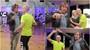 HŘÍŠNÝ TANEC Tomáše Matonohy a Dalibora Gondíka: Na nácviku Tvojí tváře tančili tělo na tělo! VIDEO