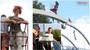 Nebezpečí a adrenalin 30 metrů nad řekou: Skok z mostu bez kaskadéra! Pojďte na natáčení
