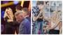 ZÁKULISÍ TVOJÍ TVÁŘE s Karolínou Kurkovou: Divoký tanec supermodelky všechny dostal. VIDEO