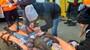 GALERIE: Zákulisí tragické nehody v Ordinaci? Zničené kostýmy, krvavé šrámy a rozmlácený autobus!