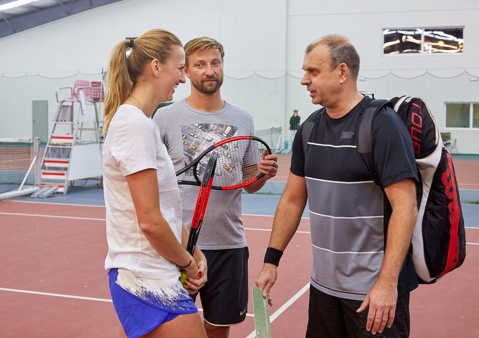 Tenistka Petra Kvitová hraje v Ordinaci sama sebe - 7
