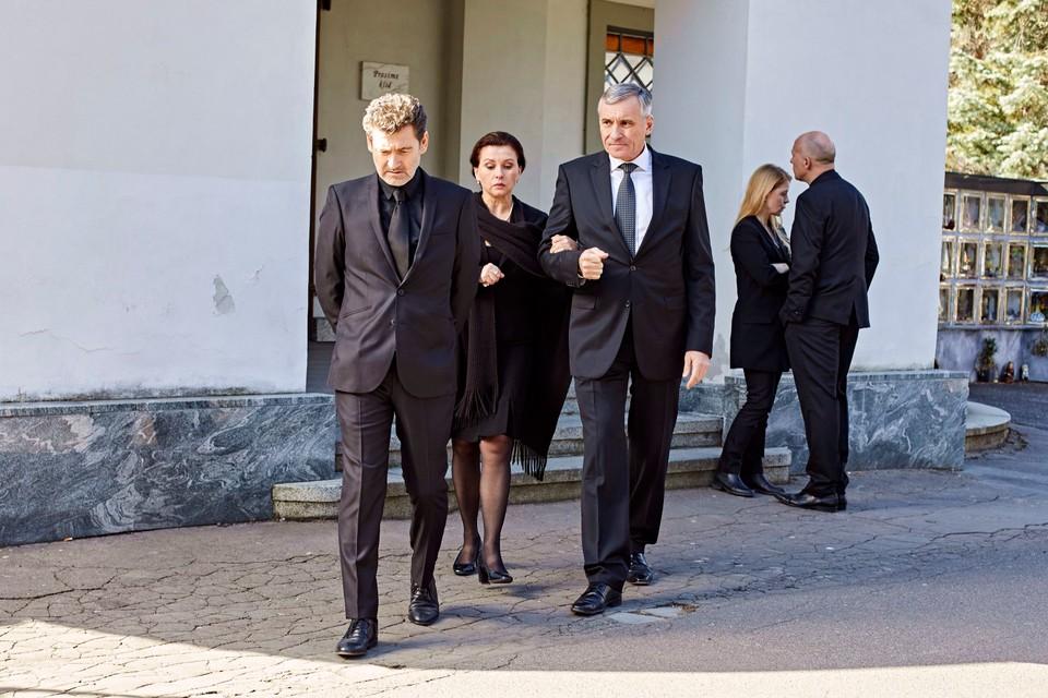 Ordinace: Pohřeb Andrey Hanákové - 20