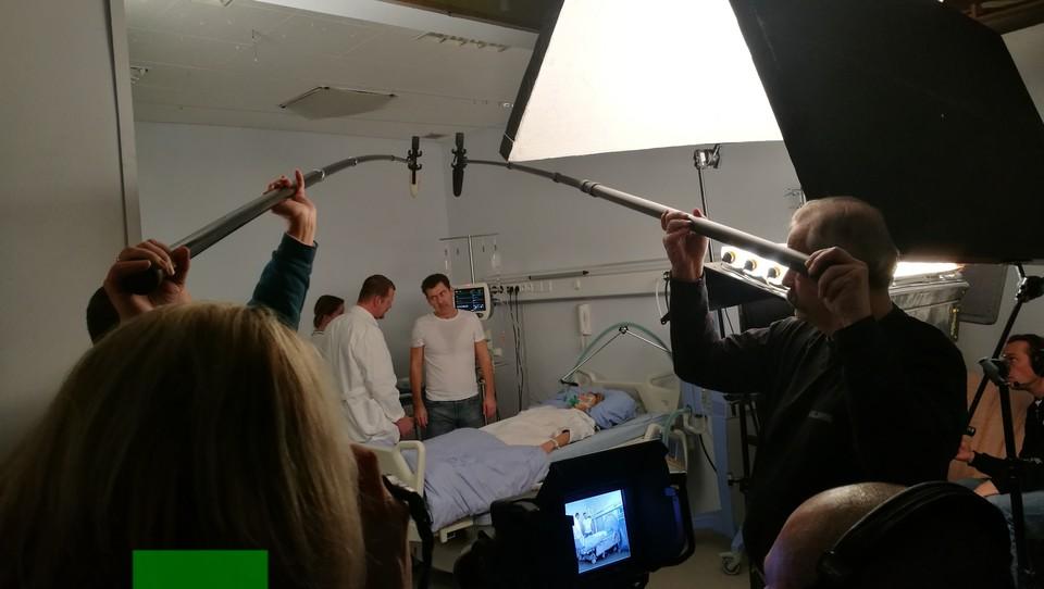 Ordinace: Ze zákulisí natáčení smrti Andrey - 30