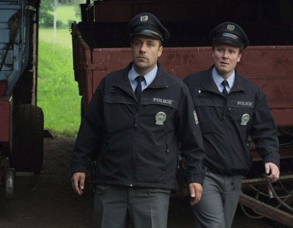 Police Modrava II. - 6. díl - Hajný, který zmizel - 16