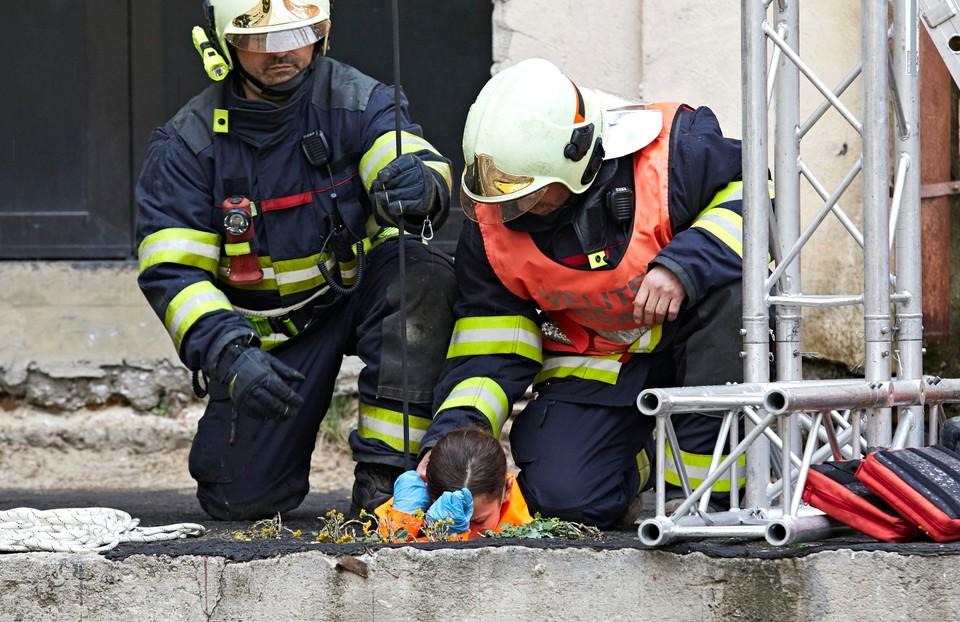 Ordinace: Bibi v nebezpečí při záchranné akci - 20