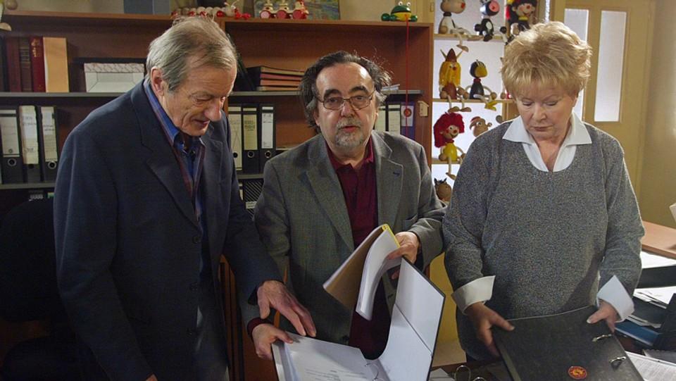 Seriál Ulice: Režisér Dušan Klein slaví 75. narozeniny! - 7