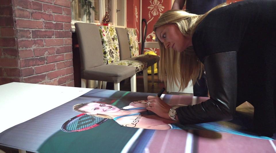 Tenistka Petra Kvitová hraje v Ordinaci sama sebe - 19