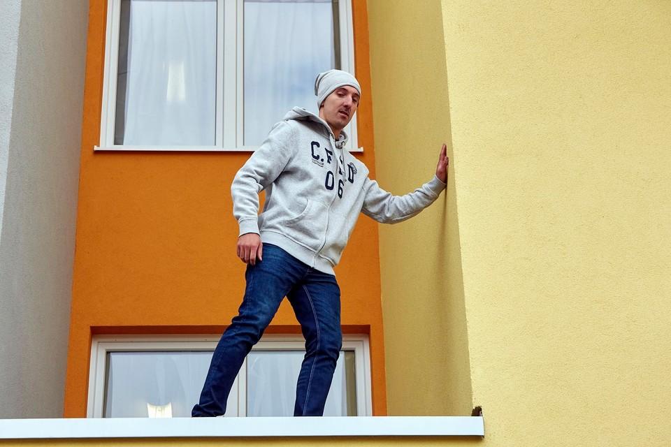 Ordinace: Při skoku z balkonu nahradil Peroutku kaskadér - 2