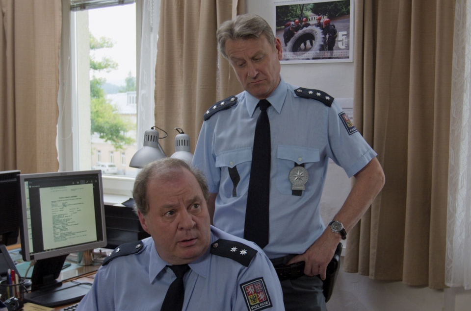 Policie Modrava - 8. díl - Finále - 7