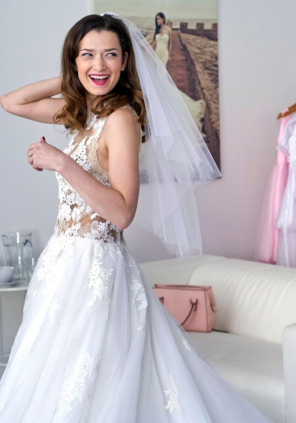 Ordinace: Svatební šaty Bibi - 1