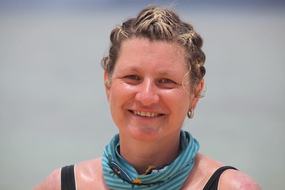 Robinsonův ostrov: Iveta Stará