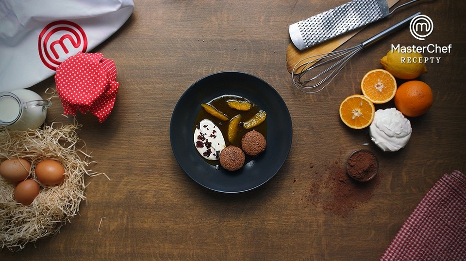 MasterChef recepty: Čokoládové bábovičky s pomerančem a marakujou podle Kristíny Nemčkové - 7