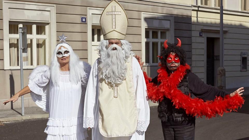 Seriál Ulice: Mikuláši, čerti a andělé v Ulici - 41