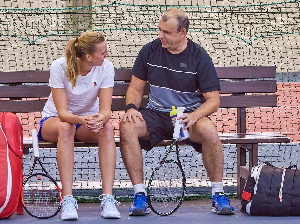 Tenistka Petra Kvitová hraje v Ordinaci sama sebe - 5