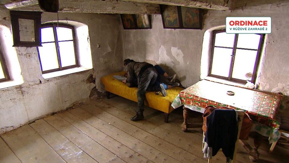 Ordinace: Poslední chvíle Inny v zajetí