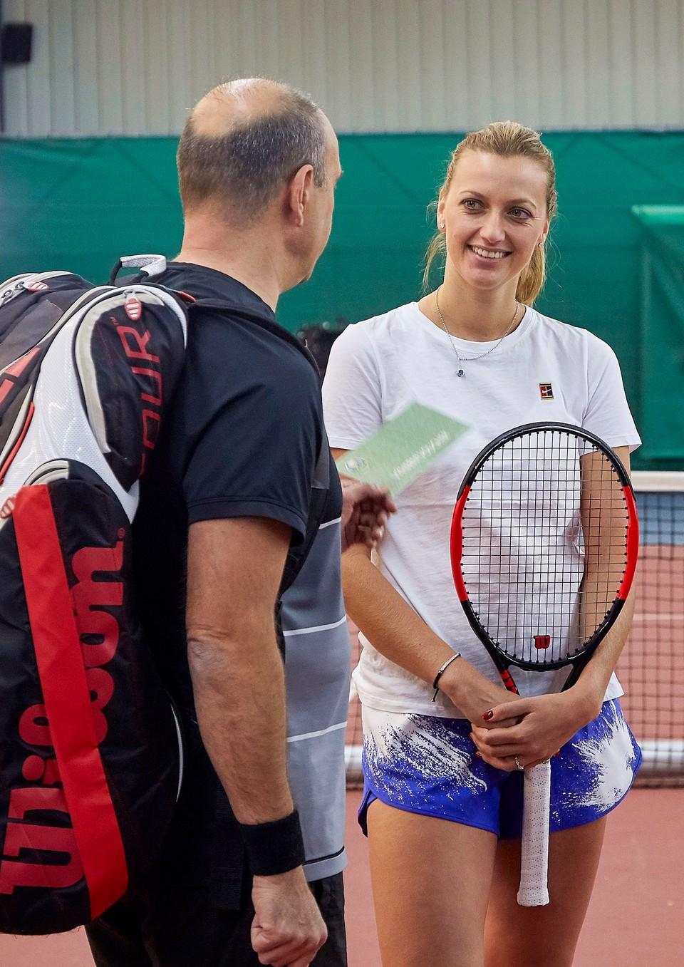 Tenistka Petra Kvitová hraje v Ordinaci sama sebe - 16