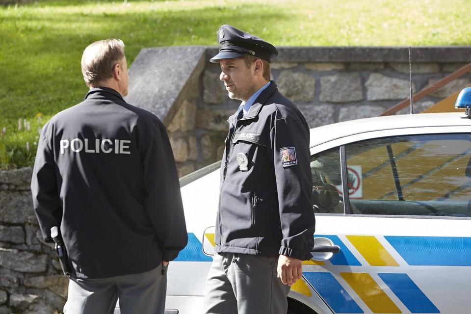 Policie Modrava - 8. díl - Finále - 8