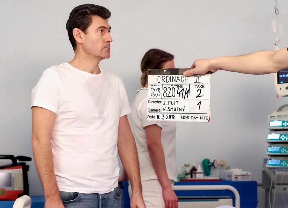 Ordinace: Ze zákulisí natáčení smrti Andrey - 25