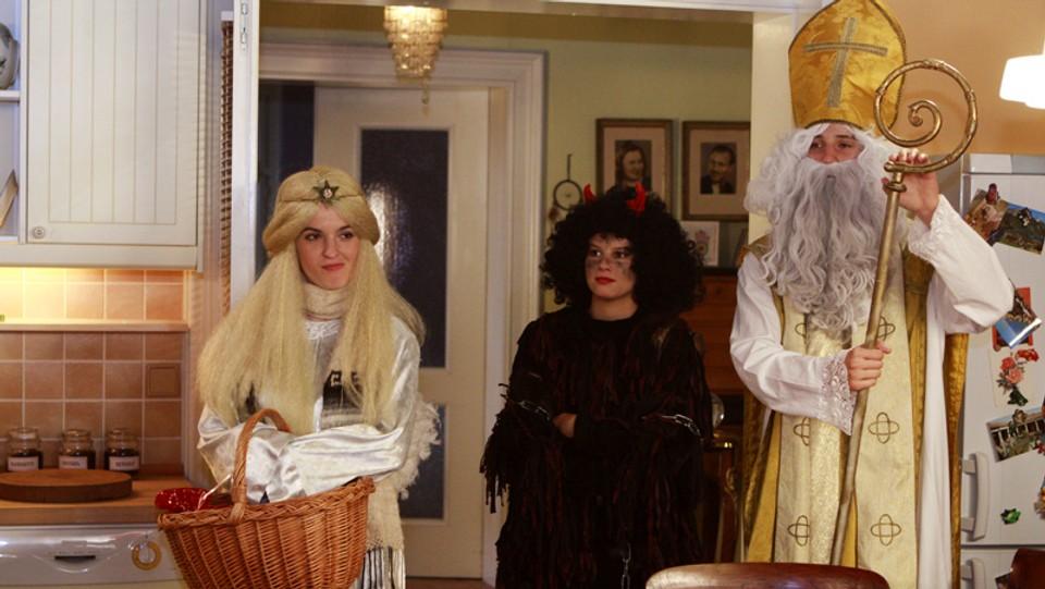 Seriál Ulice: Mikuláši, čerti a andělé v Ulici - 16