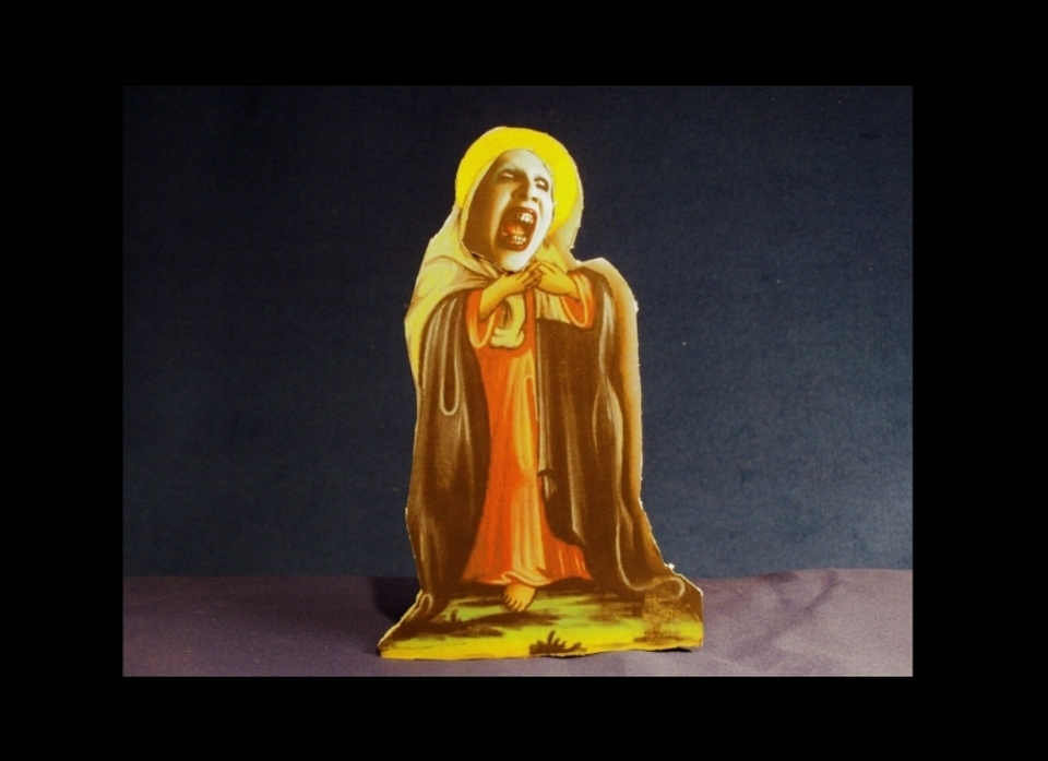 Comeback - OZZObetlém - figurka