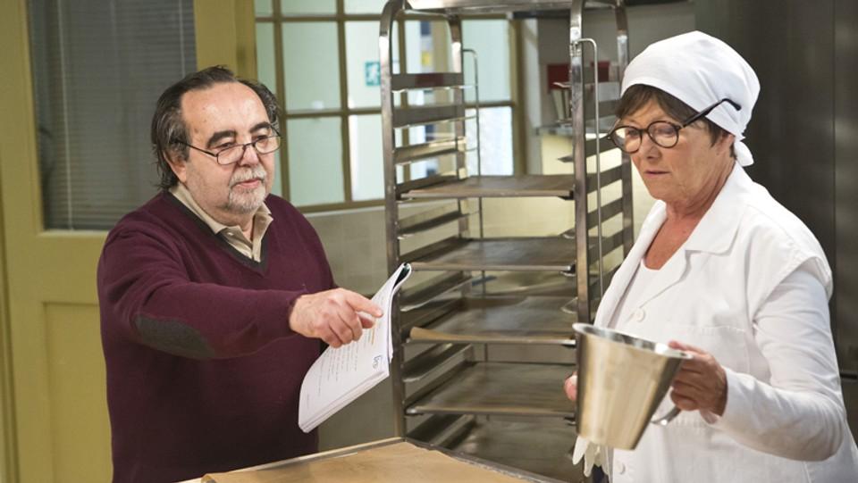 Seriál Ulice: Režisér Dušan Klein slaví 75. narozeniny! - 3